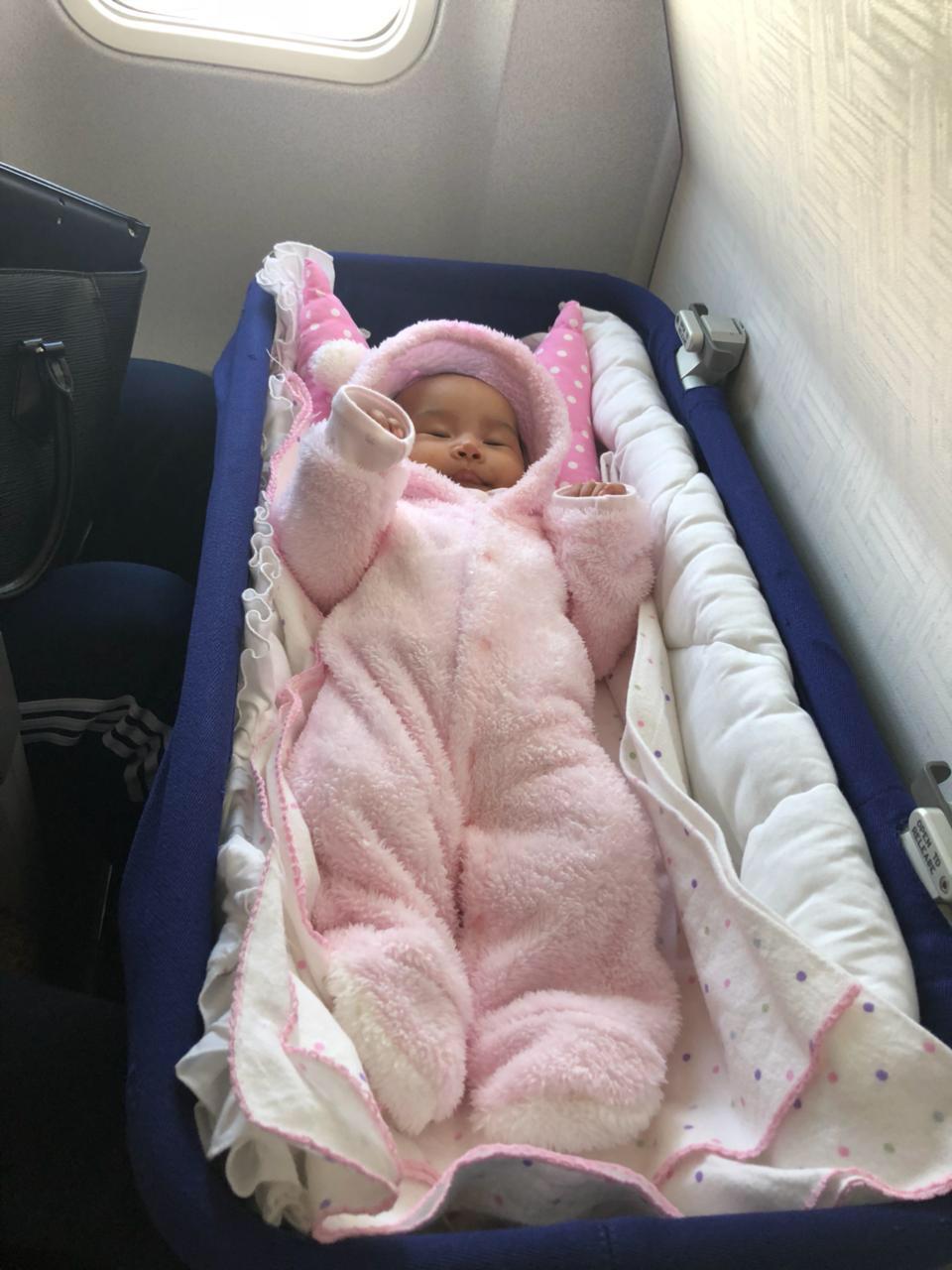 Baby basinett garuda