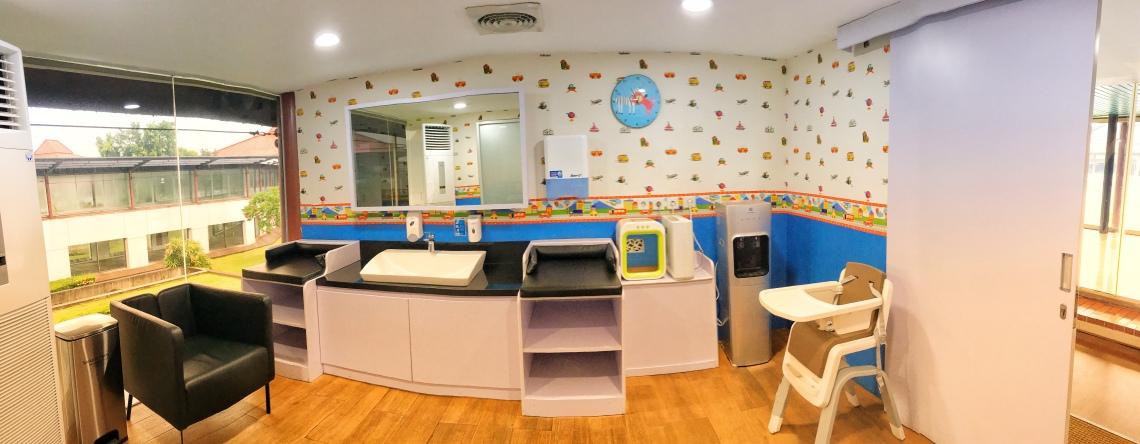 Nursery room 2 E bandara soekarno hatta