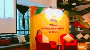 Nuby road show jakarta